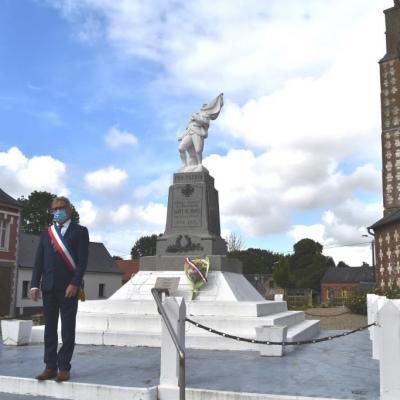 Fête de Saint-Blimont (hommage aux disparus)