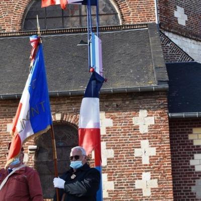 Libération de Saint-Blimont