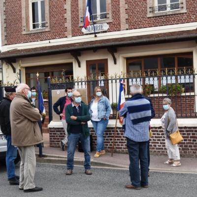 Libération Saint-Blimont 2020